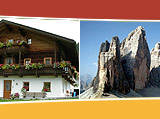 Schlosserhof Agriturism Gsies Gsiesertal Valle di Casies Kronplatz Plan de Corones Dolomites South Tyrol Italy mountains free time apartments rooms nature holidays cross country skiing sci